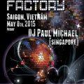 Disco Factory Saigon 2015